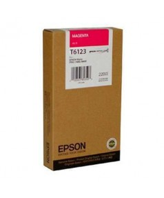 T6123 / T612300 Картридж для Epson Stylus Pro 7400/ 7450, Pro 9400/ 9450 Magenta (220 мл.)