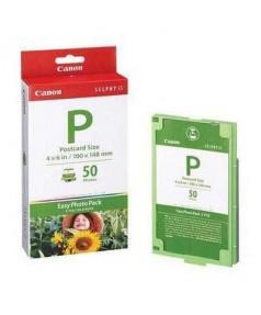 E-P50 [1247B001] Набор: Картридж + бумага для Canon Selphy ES 1 (100*148) 50 листов