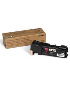 106R01602  Тонер-картридж пурпурный Phaser 6500/ WC 6505. Ресурс 2500 страниц
