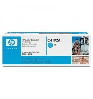 C4192A Картридж голубой к HP Color LJ 4500/ 4550 Cyan (6000стр.)