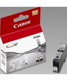 CLI-521Bk [2933B004] Картридж (чернильница) к Canon Pixma IP3600/4600/4700, MP540/550/560/620/630/640/980,990; MX860/ MX870 Black (815 стр.)