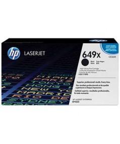 CE260X/ CE260XC HP 649X Черный картридж повышенной емкости для HP Color LJ CP4520/ CP4525 (17000стр)
