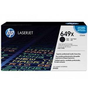 CE260X/ CE260XC №649X Черный картридж повышенной емкости для HP Color LJ CP4520/ CP4525 (17000стр)