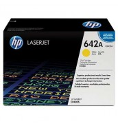 CB402A HP 642A Картридж для HP Color LaserJet 4005, Yellow 7500стр.