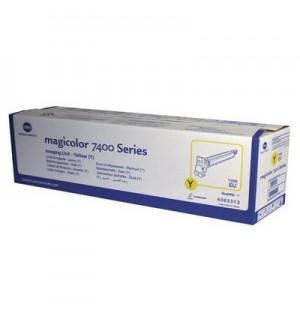 4062313 Блок формирования изображения Minolta MagiColor 7450  (30K) желтый