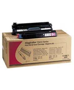 1710532-003 (4333613) Блок проявки красный Konica Minolta Magicolor 7300 Magenta Print Unit, ориг. (