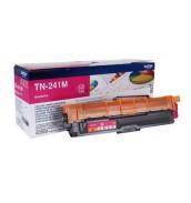 TN-241M Пурпурный тонер-картридж Brother для HL3140CW/ 3170СDW/ DCP9020CDW/ MFC9330CDW (1400стр)