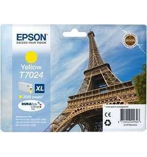 T70244 XL Картридж для Epson WorkForce Pro WP 4015DN/4025DW/4095DN/4515DN/ 4525DNF/ 4535DWF/ 4595DNF