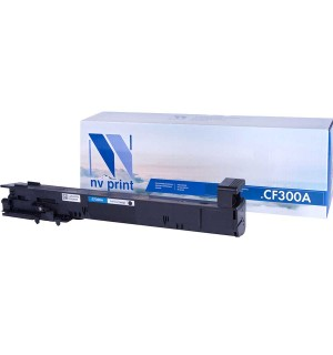 CF300A Картридж NV Print черный, совместимый (29500стр.)