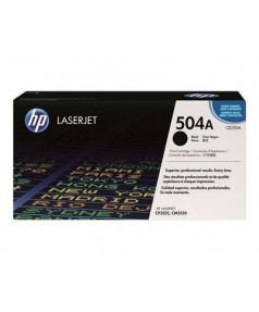 CE250A HP 504A Картридж для НР Color LaserJet CP3520/ CP3525/ CM3530 Black (5000стр.)