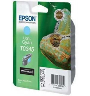 T0345 / T034540 Картридж для Epson Stylus Photo 2100 Cyan light (440стр.)