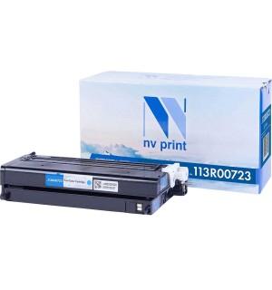 113R00723 совместимый Картридж NV Print для Xerox Phaser 6180 (6000 стр.) Cyan