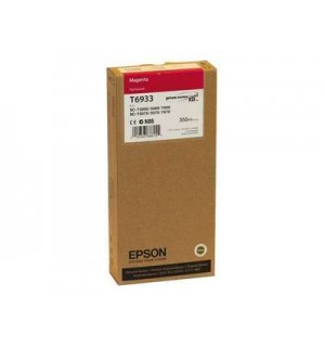 T6933 / T693300 XL Картридж для Epson SureColor SC-T3000/ T5000/ T7000 ( 350 ml ) Magenta
