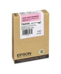 T6056 / T605600 Картридж для Epson Stylus Pro 4880, Vivid Light-Magenta (110мл.)