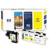C5057A HP 90 Печатающая головка желтая (...