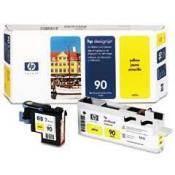 C5057A Печатающая головка № 90 желтая (Y...