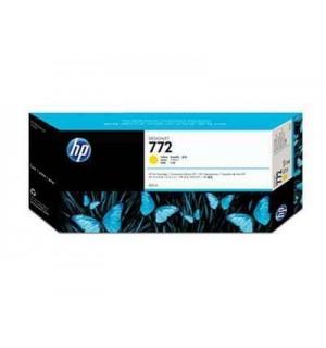 CN630A HP 772 Картридж для HP DJ Z5200, Z5400. Желтый, 300мл