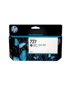 B3P22A HP 727 Картридж с матовыми черными чернилами для принтеров HP Designjet T1500/ T2500/ T920 серии ePrinter, 130 мл