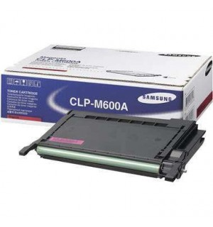 CLP-M600A Картридж Samsung к цветным принтерам CLP-600/ 600N, CLP-650/ 650N