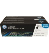CB540AD HP 125A Двойная упаковка картрид...