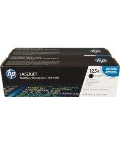 CB540AD HP 125A Двойная упаковка картриджей HP LaserJet LJ CP1210/ CP1215/ CM1312/ CM1312nfi / CP1510/1515n/ CP1518ni , Black (2*2200стр.)