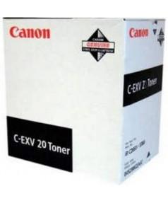 C-EXV20 Black [0436B002] Тонер-картридж Canon для imagePRESS C6000VP/ 7000VP, черный