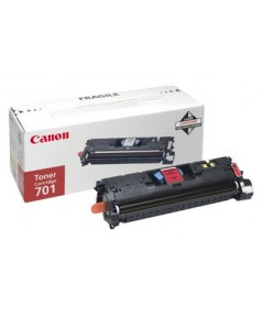 Canon Cartridge 701M [9285A003] Картридж для Canon Laser Shot LBP5200, LaserBase MF8180C (2000 стр.) красный