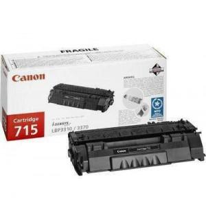 Canon Cartridge 715 [1975B002] Картридж для Canon LBP-3310/ LBP-3370 (3000 стр.)
