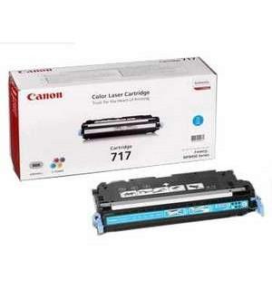 Canon Cartridge 717C [2577B002] Картридж для Canon MF8450C Cyan (4000с.)