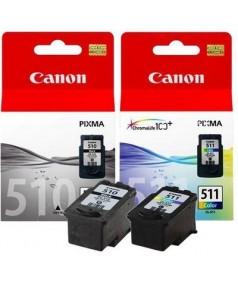 CL-511/PG-510 [2970B010] Цветной +черный картридж к Canon Pixma MP 230/ 240/ 250/ 260/ 270/ 480/ 490; MX 320/330/ iP2700/ MX340 / MX350