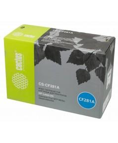 CF281A совместимый Kартридж Cactus CS-CF281A 81A Black для HP LaserJet M630/M604n/M605n/M606dn (10