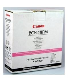 BCI-1411PM [7579A001] Чернильница CANON для W7200/8200/8400D (330 ml) Photo Magenta