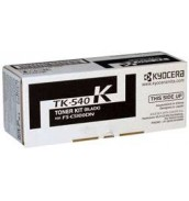 TK-540K Тонер-картридж Kyocera FS-C5100DN. Чёрный. 5000 страниц.[1T02HL0EU0]