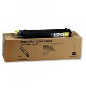1710530-002 (8938134) Тонер картридж для принтера Konica Minolta MagiColor 7300 желтый (yellow), ори