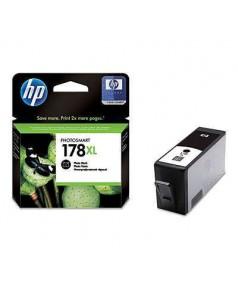 CN684HE HP 178XL Картридж Black для HP Photosmart C5383/ D5463/ C6383/ 6510/ B8553/ B010b/ B109c/ B11