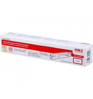 43459374/ 43459370 Тонер-картридж малиновый для ОКI C3520/ C3530/ C3540 (2500 стр)
