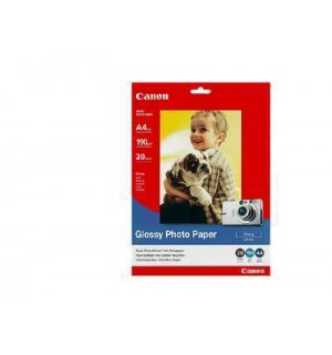 GP-401+ Бумага Canon Glossy Photo Paper, глянцевая, A3, 190 г/ м2 (20л.)