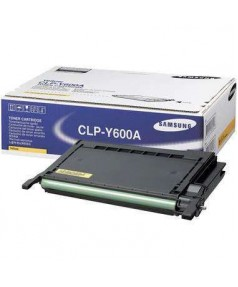 Уцененный картридж Samsung CLP-Y600A
