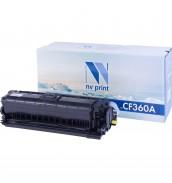 CF360A Картридж NV Print черный, совместимый (6000стр.)