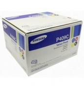 CLT-P409C Набор из 4-х картриджей Samsung (черный и цветные) для CLP-310/315, CLX-3170/3175 (ресурс: