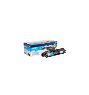 TN-321C Тонер картридж Brother синий для HL-L8250CDN, MFC-L8650 (2500 стр.)