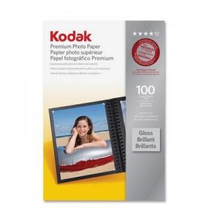 KODAK Глянцевая Фотобумага, 10х15, 100 листов,165 мк, 180 г/м2, (100 л.)
