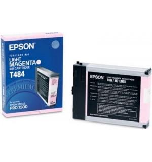 T484 / T484011 Картридж для Epson Stylus Pro 7500, LightM