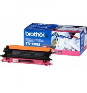 TN-130M Пурпурный тонер-картридж Brother для  HL-4040/ 4050/ 4070/ DCP-9040/ 9045/ MFC-9440/ 9840 (1500 стр.)