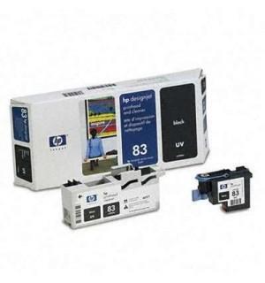 УЦЕНЕННАЯ черная голова HP C4960A HP 83 для плоттеров HP DesignJet 5000, 5500