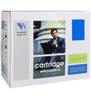 CLP-510D5C совместимый Картридж NV Print для Samsung CLP-510/ 510N (5000 стр.) Cyan