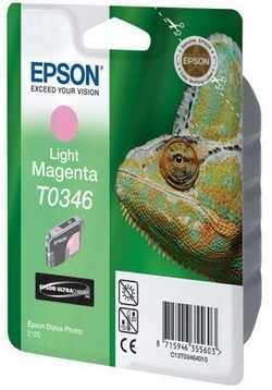 УЦЕНЕННЫЙ T034640 Картридж для Epson Stylus Photo 2100 Magenta light (440стр.)