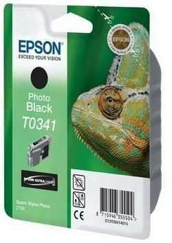 УЦЕНЕННЫЙ T034140 Картридж для Epson Stylus Photo 2100 Photo Black