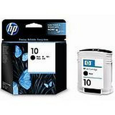 C4844A Картридж №10 Black для HP business inkjet 1000/ 1100/ 1200/ 2000/ 2200/ 2300/ 2500/ 2600/ 2800/ 3000 серии, cp1700, DesignJet 10ps/ 20ps/ 50ps/ 100/ 100+/ 500/ 500ps/ 800/ 815mfp/ copier cc800ps; Officejet Pro K550/ 850 (69 ml)